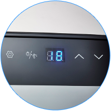 Facilidades Temperatura Digital